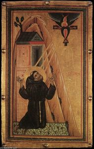Master Of San Francesco B.. - St Francis Receiving the ..