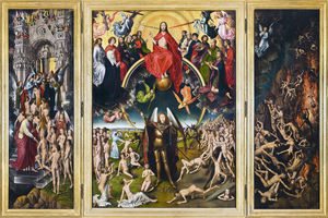 Hans Memling - The Last Judgment (Tripty..