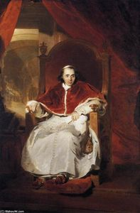 Thomas Lawrence - Pope Pius VII