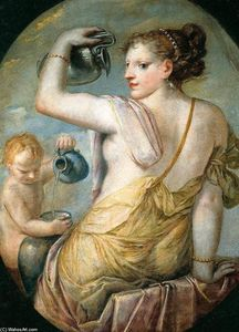 Pietro Liberi - Allegory of Temperance