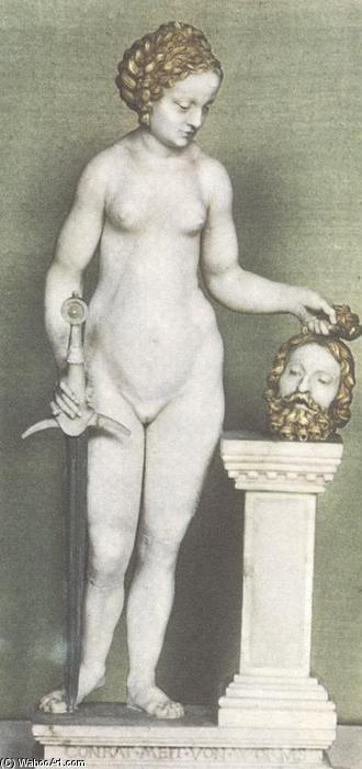 Judith, 1510 by Conrad Meit (1485-1551, Germany) | Art Reproduction | ArtsDot.com