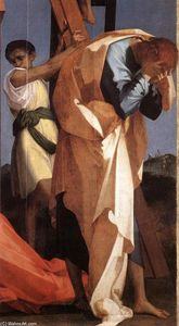 Rosso Fiorentino - Descent from the Cross (d..