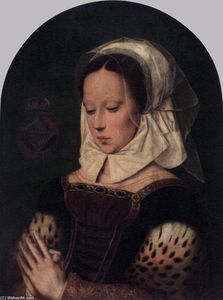 Ambrosius Benson - Woman Praying