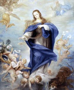 Juan Antonio Frias Y Escalante - Immaculate Conception