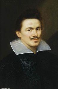 Gortzius Geldorp - Portrait of a Man