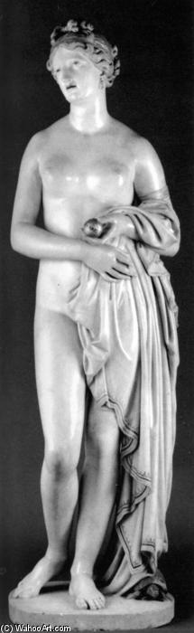 The 'Tinted Venus', Marble by John David Gibson