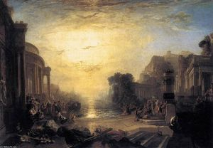 William Turner - The Decline of the Cartha..