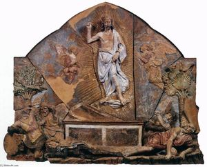 Andrea Del Verrocchio - Resurrection of Christ