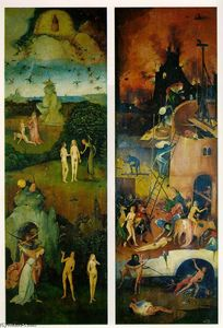 Hieronymus Bosch - Paradise and Hell