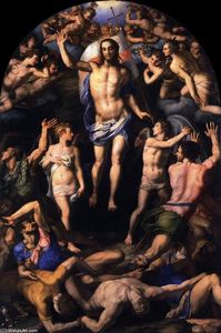 Agnolo Bronzino - Resurrection