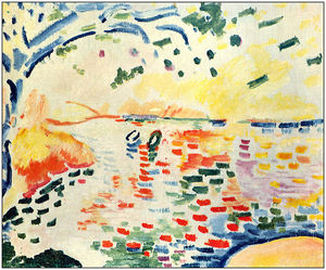 Georges Braque - Little Bay at La Ciotat (..