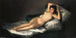 Francisco De Goya - The Naked Maja