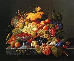Severin Roesen - Natures Bounty