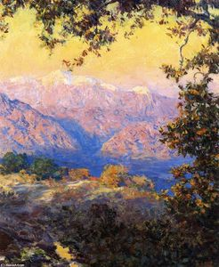 Theodore Clement Steele - November Morning