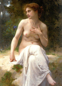 Guillaume Seignac - Nymphe
