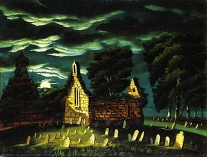 Thomas Chambers - Old Sleepy Hollow Church