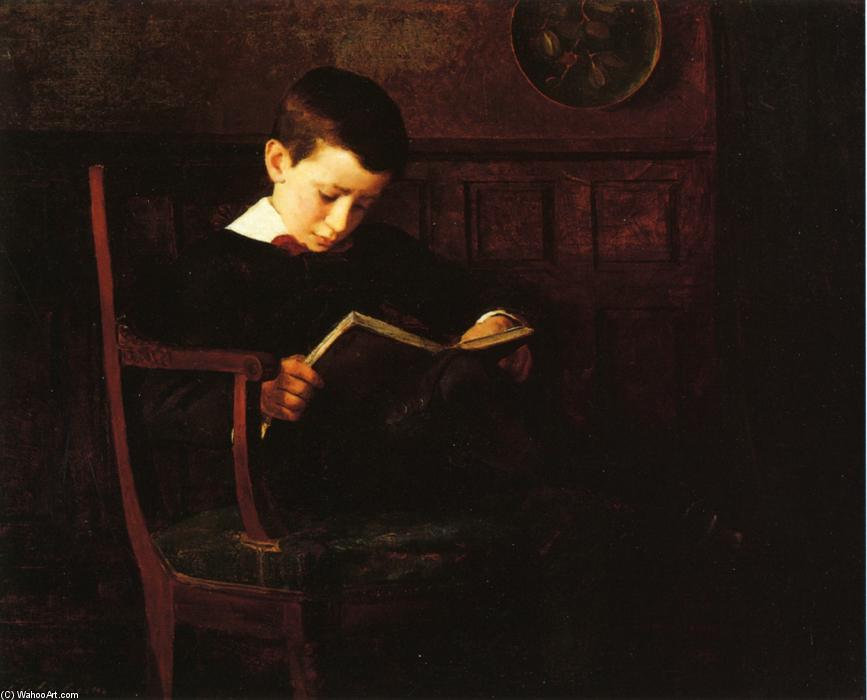 Phillip Van Ingen, Oil On Canvas by Cecilia Beaux (1855-1942, United States)