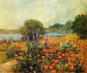 Abbott Fuller Graves - Poppies