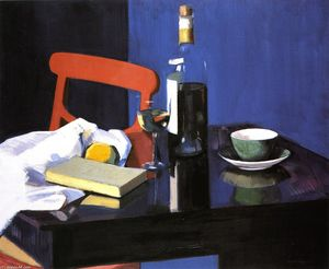 Francis Campbell Boileau .. - The Red Chair