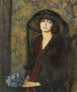 Phillip Leslie Hale - The Red Necklace