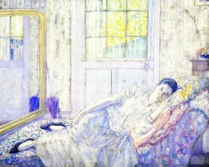 Frederick Carl Frieseke - Rest