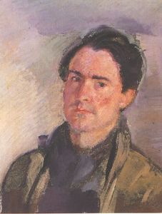Armando Spadini - Self Portrait