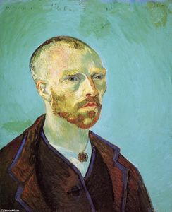 Vincent Van Gogh - Self Portrait (10)