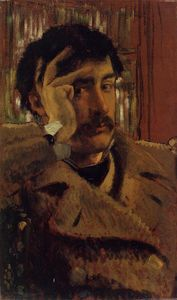 James Jacques Joseph Tissot - Self Portrait
