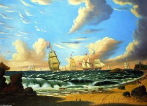 Thomas Chambers - Shipping off a Coast (also kno..