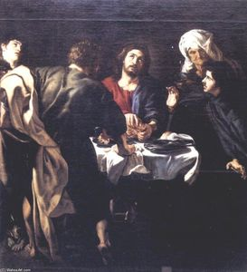 Peter Paul Rubens - The Supper at Emmaus