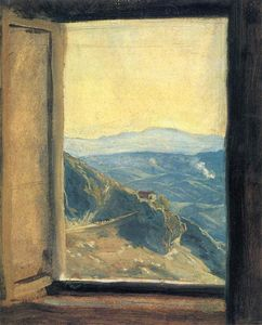 Friedrich Wasmann - View from a Window