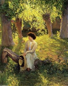 Guy Orlando Rose - Warm Afternoon