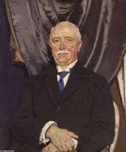 William Newenham Montague Orpen - William Ferguson Massey