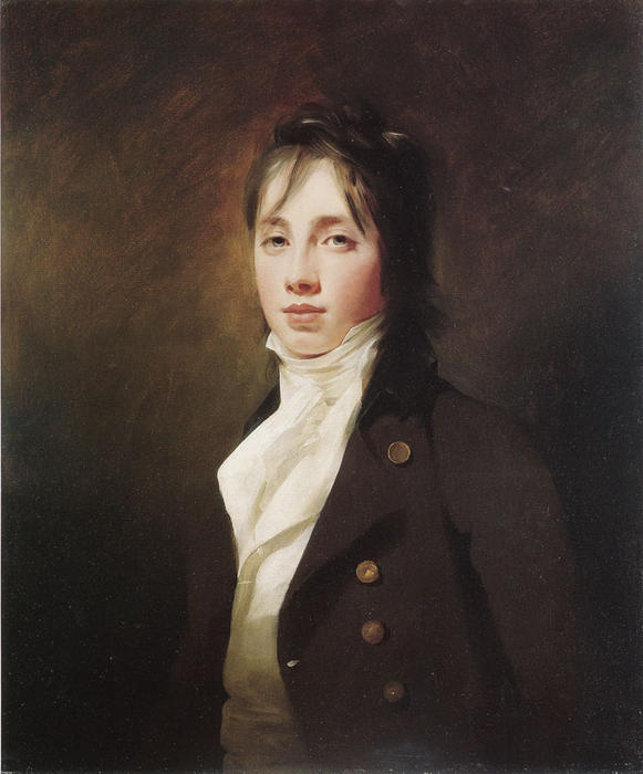 William Fraser of Reelig, 1801 by Henry Raeburn (1756-1823, United Kingdom) | Museum Quality Reproductions | ArtsDot.com