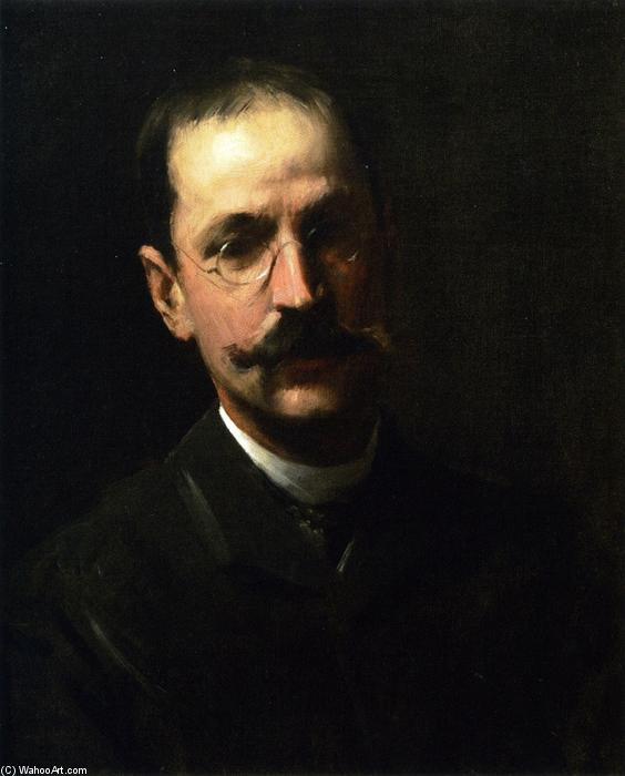 William Launt Palmer, Oil On Canvas by William Merritt Chase (1849-1916, United States)