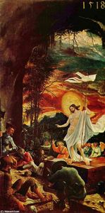 Albrecht Altdorfer - Resurrection of Christ
