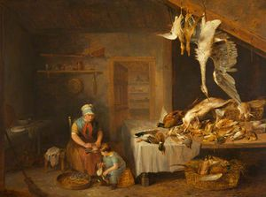 Benjamin Blake - Game Herder With Dead Game, An..