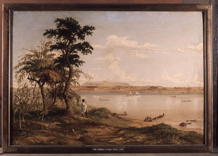 The Zambezi River by Thomas Baines (1820-1875, United Kingdom)