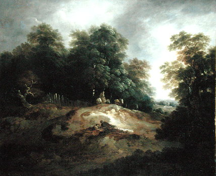The Edge Of The Common by Thomas Barker (1769-1847, United States)