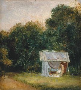 Thomas Churchyard - The Garden Tent