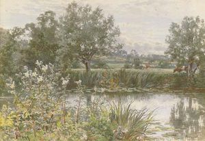 Thomas Henry Hunn - A Peaceful Stretch Of The..