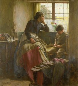 Walter Langley - Tender Grace Of A Day Tha..