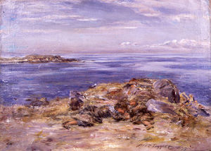 William Mctaggart - When Summer Is In The Pri..