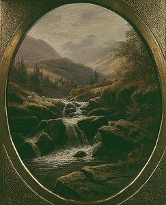 William Mellor - View In Wales