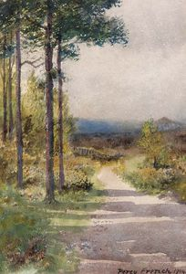 William Percy French - Hindhead