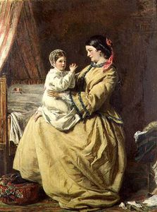 William Powell Frith - Evening Prayer -