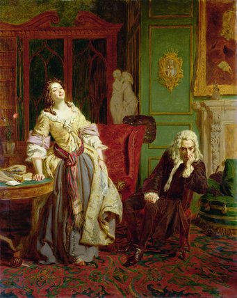 The Rejected Poet by William Powell Frith (1819-1909, United Kingdom) | Paintings Reproductions William Powell Frith | ArtsDot.com