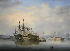 Nicholas Matthew Condy - Inner Harbour, Plymouth