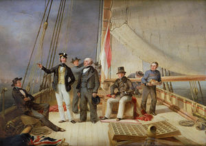 Nicholas Matthew Condy - On Board The Yacht Alarm