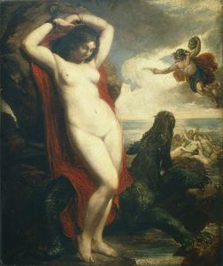 William Etty - Andromeda And Perseus